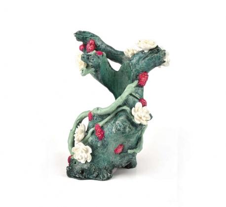 biOrb Blumenbaumstumpf Ornament grün