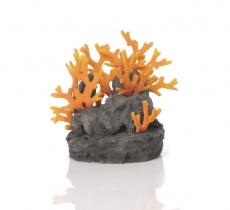 biOrb Lavagestein mit Feuerkoralle Ornam