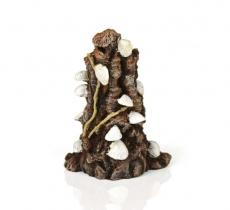 biOrb Muschelbaumstumpf Ornament weiß